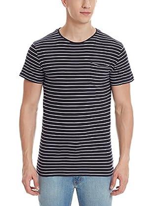Superdry T-Shirt Manica Corta Lite Loomed Cut Curl