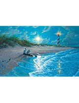Moonlit Cove A 1000 Piece Jigsaw Puzzle By Suns Out By Suns Out