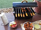 Asian arts Barbeque grill with 8 stick / skewers