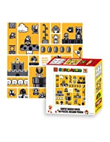 Ensky Nintendo Super Mario Brothers 30th Anniversary Orange Mario Bros Jigsaw Puzzle (144 Piece)