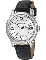 Pierre Cardin Analog White Dial Men's Watch - PC104121F19