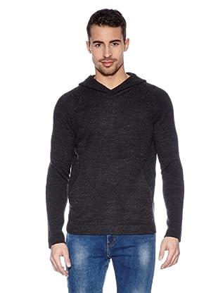 LTB Jeans Pullover Ahmet (Dark Grey Melange)