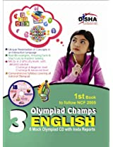 Olympiad Champs 3 English 6 Mock Olympiad CD with Insta Reports