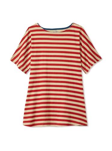 Soft Clothing Kid's Jessica Tunic (Capetown Stripe)