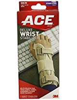 ACE Deluxe Wrist Stabilizer, Right, Small/Medium