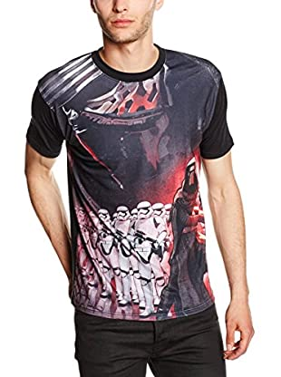 Star Wars Camiseta Manga Corta Kylo Ren With The Army