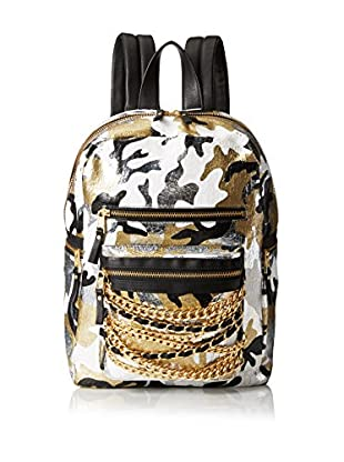 ASH Women's Domino Chain Backpack, Camo