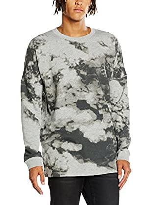 Cheap Monday Felpa Zone Sweat Clouds