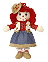 Aurora World Raggedy Ann Western Doll, 12