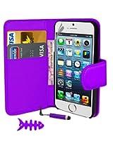 Iphone 5S/5C Book Wallet Case