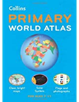 Collins Primary World Atlas (Collins Primary Atlases)