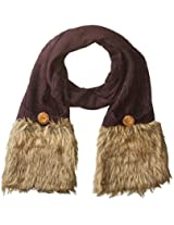 Muk Luks Women's Pocket Scarf