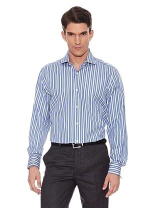 Hackett Camisa Rayas (Azul)