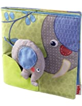 HABA Elephant Egon Fabric Book Baby Toy