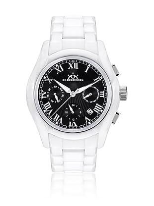 Hindenberg Reloj automático Man 300-H Overcast Blanco 42.0 mm