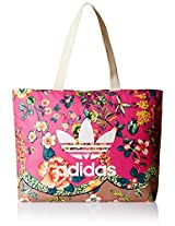 adidas Polyester 16.75 Ltrs Multicolor Gym Bag (4056559615079)