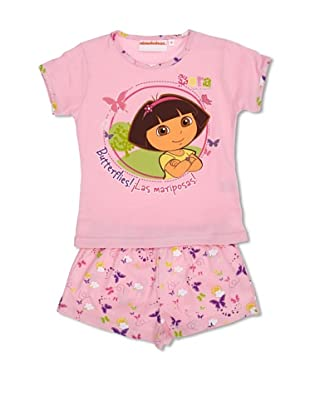 Licencias Pijama Dora Exploradora (Rosa)