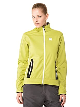 Sportful Chaqueta Crosscountry St. Moritz (Verde)