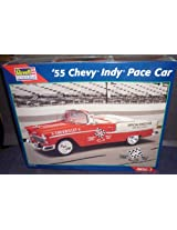 '55 Chevy Indy Pace Car 1:25