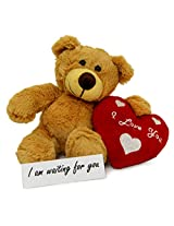 Love Teddy Bear For Valentine