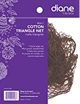 Diane Cotton Triangle Net, Brown