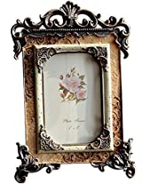 Giftgarden Picture Frame - Classic Royal Palace Frame for Table Top or Wedding Decoration 4 x 6-inch