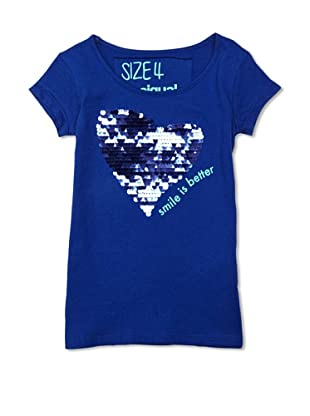 Desigual Camiseta Nebraska (Azul)
