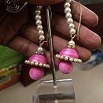 Handmade trendy earrings