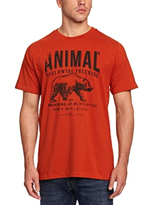 Animal Camiseta Phillipe (Rojo)
