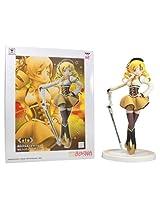 Banpresto 48116 Magical Girl Madoka Magica SQ: Mami Tomoe Action Figure by Banpresto