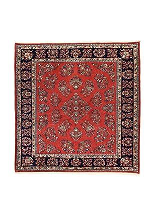 L'Eden del Tappeto Teppich Yazd rot/mehrfarbig 231t x t226 cm