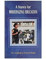 Jagriti Publication A Stance Of Modernizing Education Book