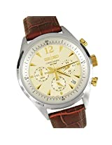 Seiko SSB069P1 Men's Strap Watch