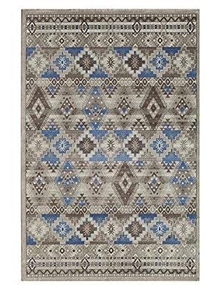 Rugs America Tahoe Sapphire Blue Rug