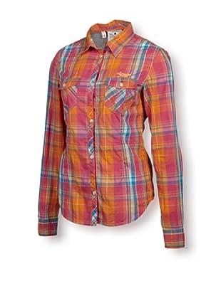 Chiemsee Camisa Elll (Naranja)