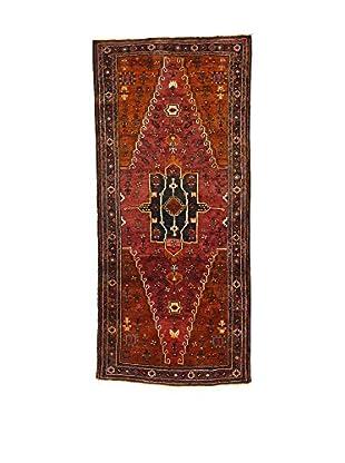 L'Eden del Tappeto Teppich Afghan braun 112t x t254 cm