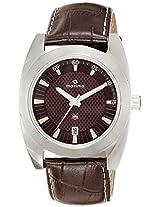 Maxima Analog Brown Dial Men's Watch - 24780LMGI