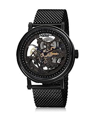Akribos XXIV Reloj automático Man AK732BK Negro