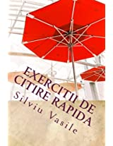 Exercitii De Citire Rapida