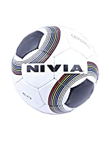 Nivia Black & White Football