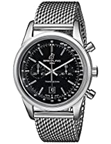 Breitling Men's A4131012-BC06 Stainless Steel Automatic Watch