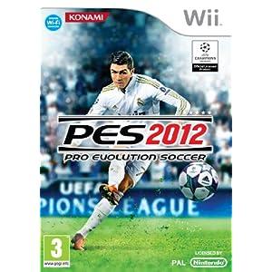 Pro Evolution Soccer 2012 (Nintendo Wii)