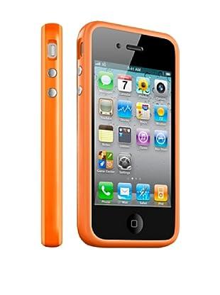Beja Funda BUMPER para iPhone 4/4S - Naranja