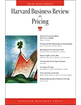 Harvard Business Review on Pricing
