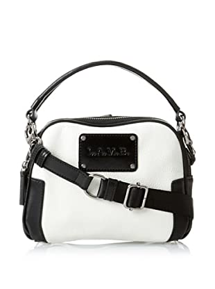 L.A.M.B. Women's Bretta Cross-Body, White