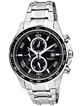 Citizen Eco-Drive Analog Black Dial Men's Watch - CA0341-52E