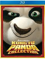 Kung Fu Panda Two-Disc Blu-ray Boxed Set (Kung Fu Panda / Kung Fu Panda 2 / Secrets of the Masters)