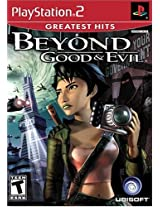 Beyond Good And Evil - PlayStation 2 (Game)