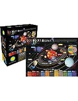 Aquarius Smithsonian- Solar System Puzzle