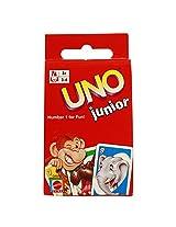 Games Uno Junior Card